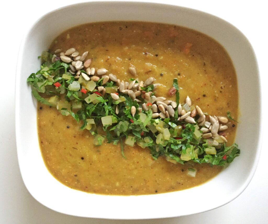 Zupa Grochowa Vege
