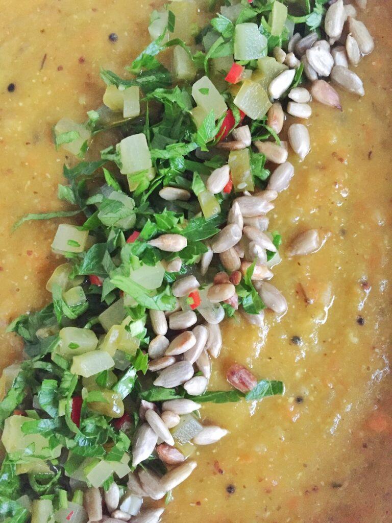 Zupa grochowa Vege - Salsa