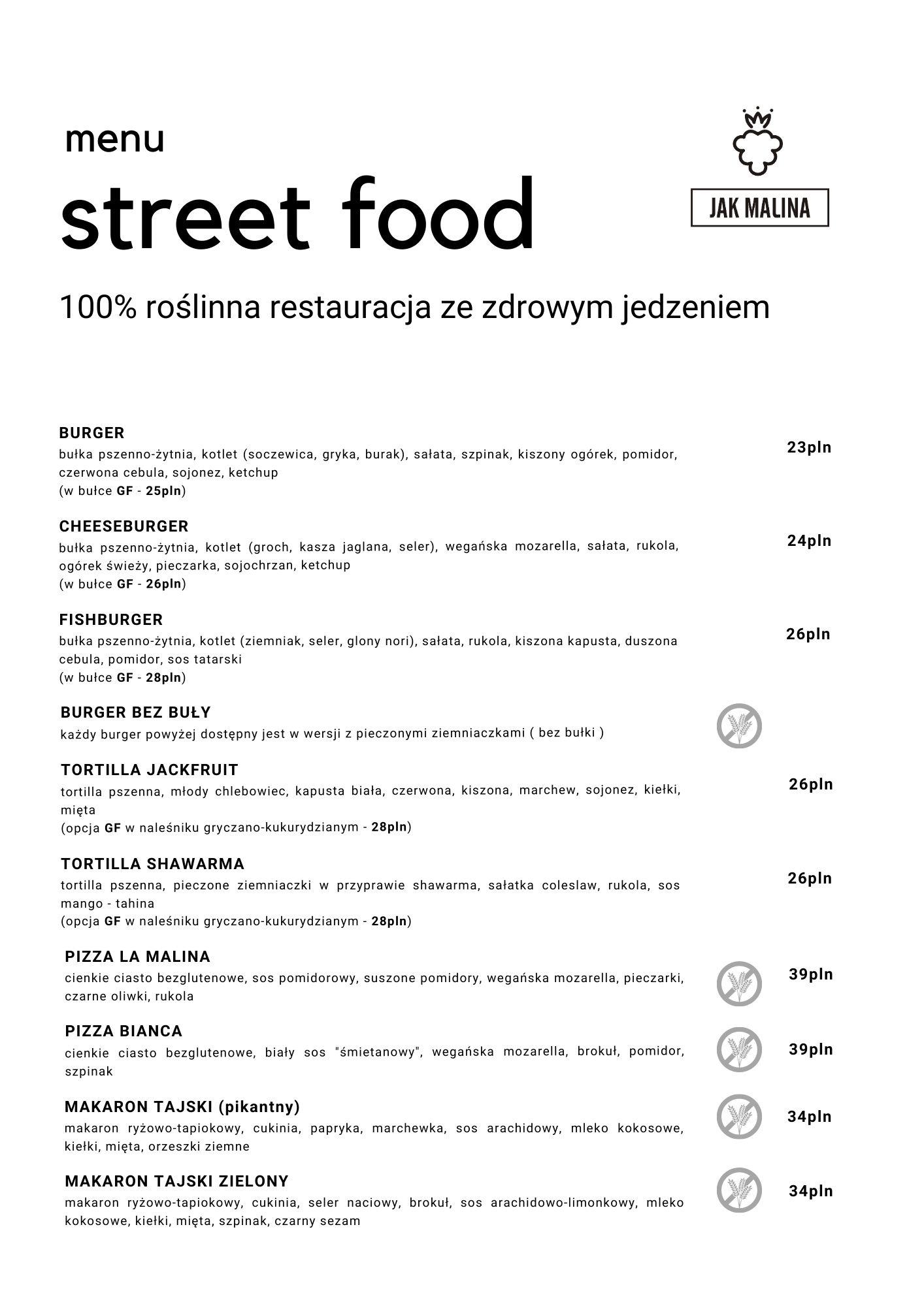 Zdrowy StreetFood JakMalina strona1 - 2021.02
