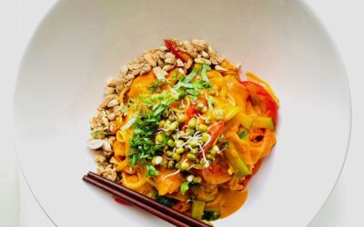 makaron tajski
