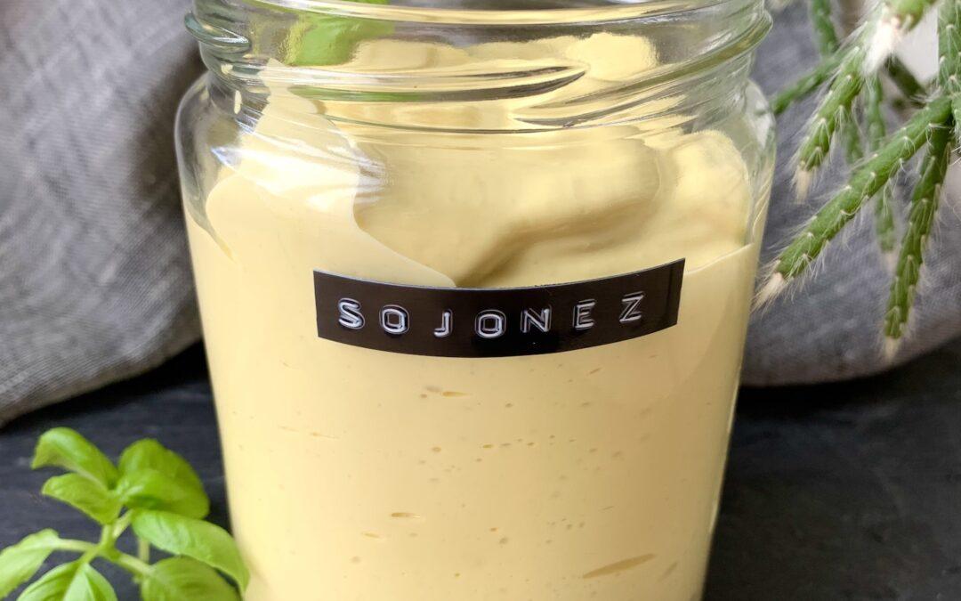 sojonez czyli majonez roślinny